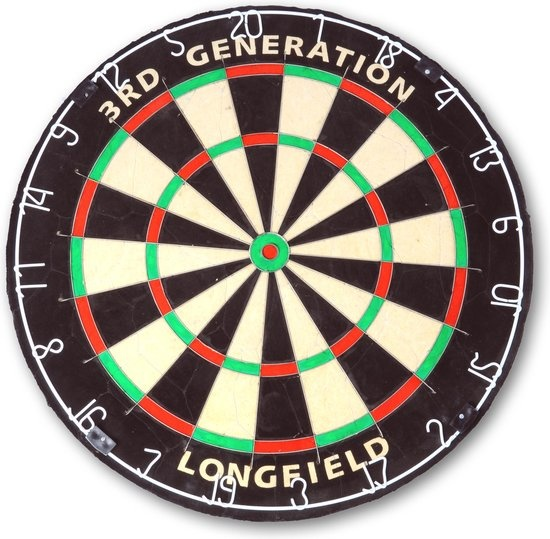 Dartbord 3rd generation longf