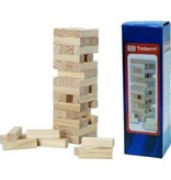 Blokkentorenspel timber 56blok