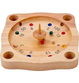 Longfield Tiroler roulette rubberwood