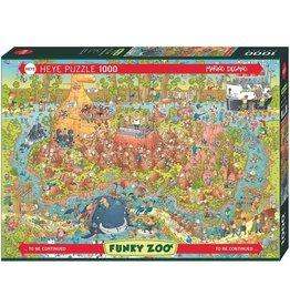 Puzzel 1000 ocean habitat heye