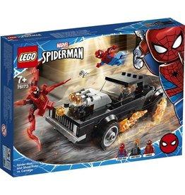 Lego Lego marvel spiderman-ghostri