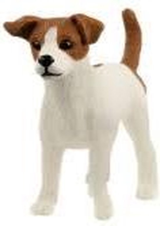 Schleich Hond jack russell terrier