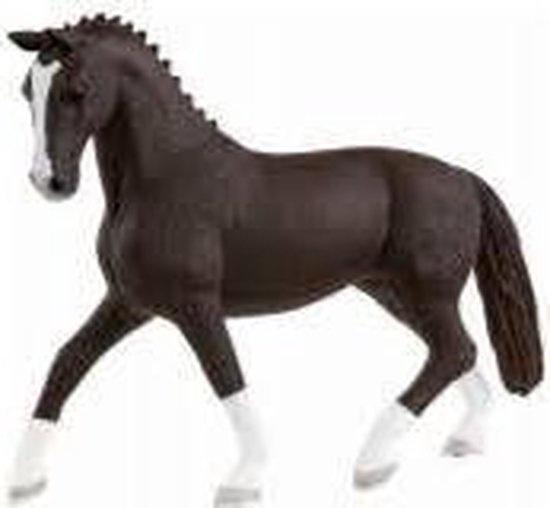 Schleich Paard hannover merrie zwart