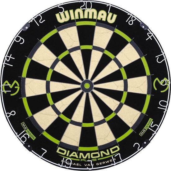 Winmau Dartbord winmau mvg diamond pl