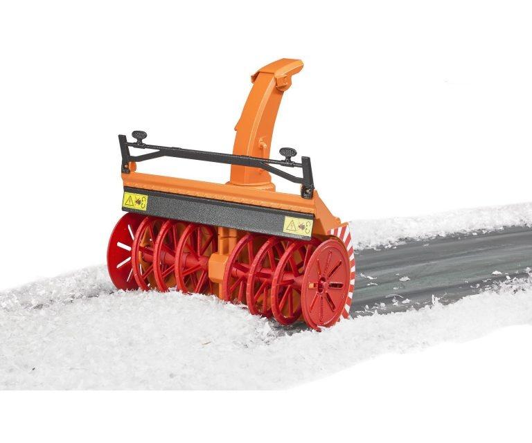 Bruder sneeuwblazer