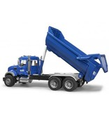 Bruder mack graniet vrachtauto