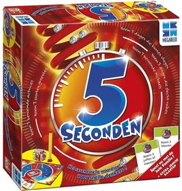 Megableu Spel 5 seconden+juniorkaarten