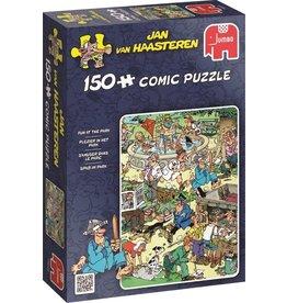 Jumbo Puzzel 150 plezier in het park