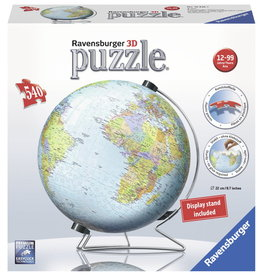 Ravensburger Puzzel 3d 540 globe eng.