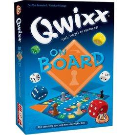 White Goblin Games Spel qwixx on board