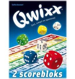 White Goblin Games Scoreblok qwixx
