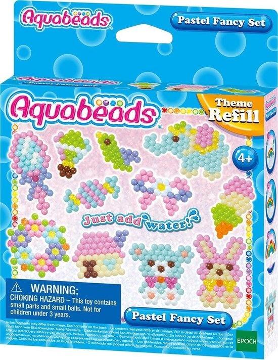 Aquabeads Aquabeads Thema Navulling Pastelkleurige Fantasie Set 31361