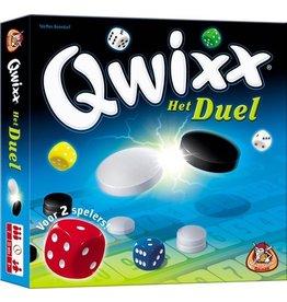 White Goblin Games Spel qwixx het duel