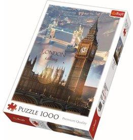 Trefi Puzzel 1000 londen