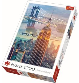 Trefi Puzzel 1000 new york