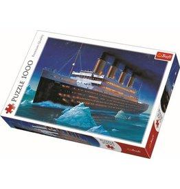 Trefi Puzzel 1000 titanic