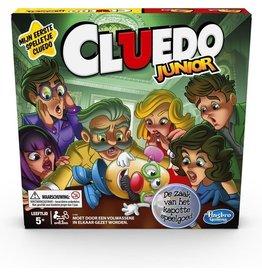 Spel cluedo junior