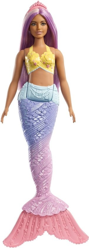 Barbie Barbie dreamtopia zeemeermin
