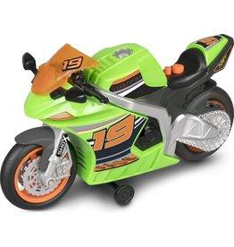 Road rippers racemotor groen