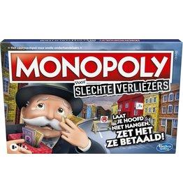 Spel monopoly slechte verlieze