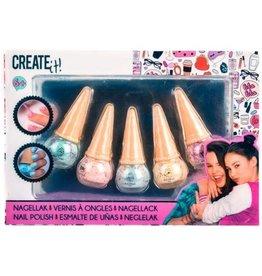 Create it Nagellak icecream 5st