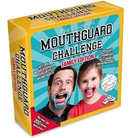 Spel mouthguard challenge fam