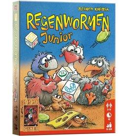 999 Games Spel regenwormen junior