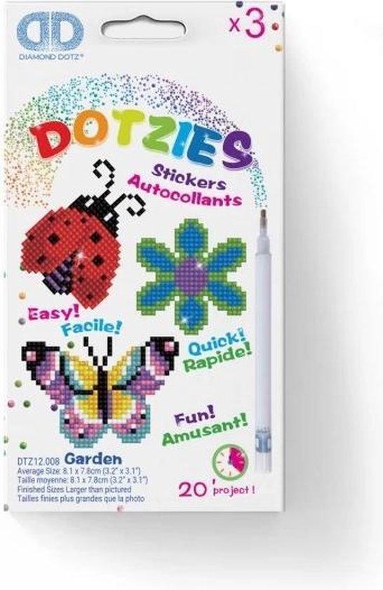 Daimond dotz garden