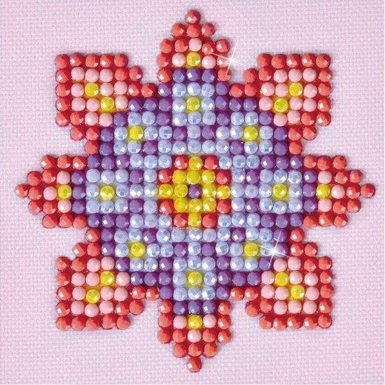 Diamond dotz Daimond dotz flower mandala 2