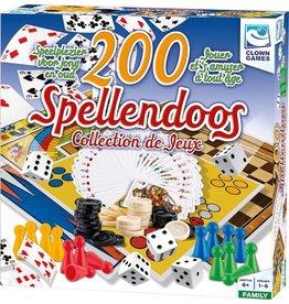 Clown games Spellendoos clown 200dlg
