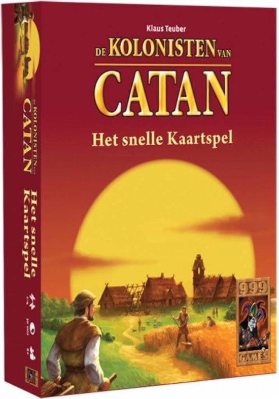 De kolonisten van catan snelle