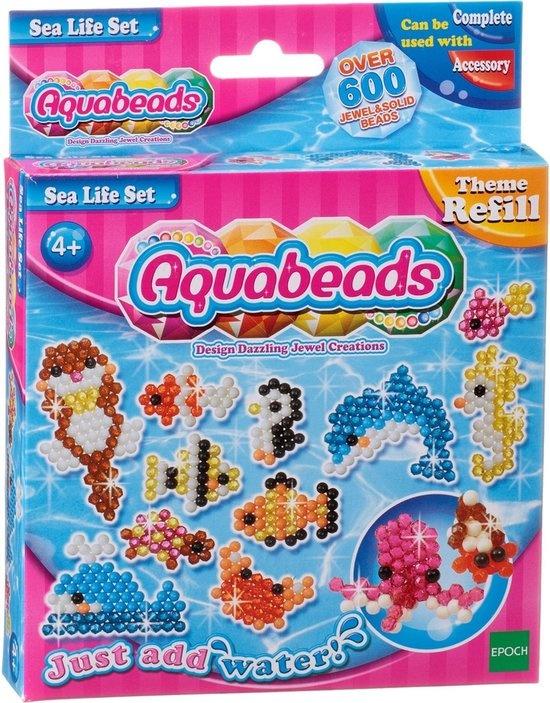 Aquabeads Aquabeads zeelevenset