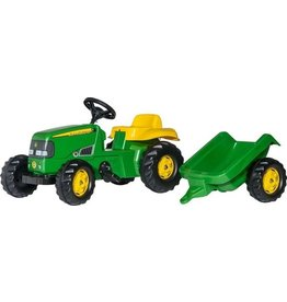 Rolly toys Rollykid jd + aanhanger