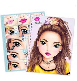 Top Model Make-up kleurboek