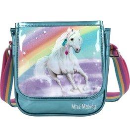 Miss melody Schoudertas rainbow