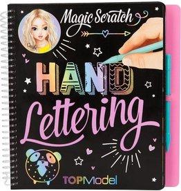 Top Model Magic scratch book handletter