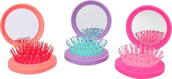 Top Model Klapborstel+spiegel