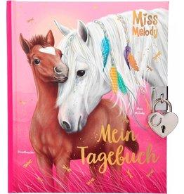Miss melody Dagboek motief 1
