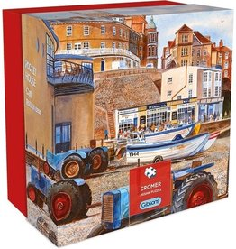 Gibsons Puzzel cromer - gift box (500)