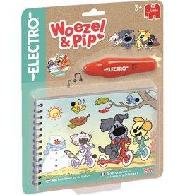 Jumbo Woezel & pip-electro wonderpen