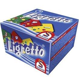 Schmidt Ligretto blauw