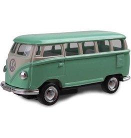 vw bus Vw bus classic 1962 pastelkleu