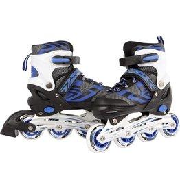 street runner Inline skates blauw/zwart39-42
