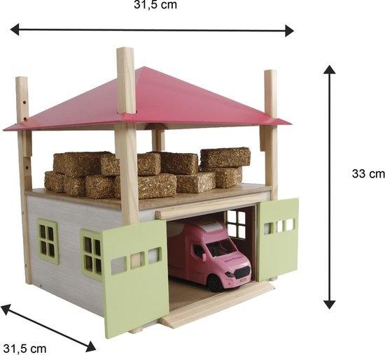 Kids globe hooiberg hout+bergi