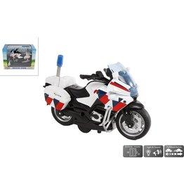 2-Play Politiemotor nl  met licht/gel