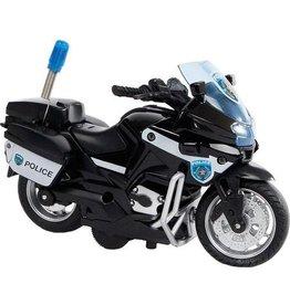 2-Play Politiemotor usa met licht/gel