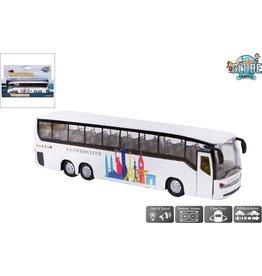 Kids globe bus+licht+geluid