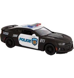 Politie auto camaro zl1