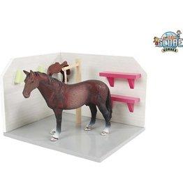 Kids Globe Kids globe paarden wasbox