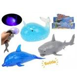 Dolfijn,haai of walvis 18cm
